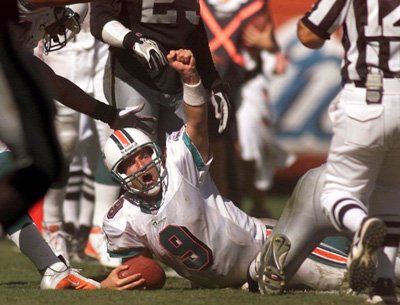 An interview with former NFL QB Jay Fiedler photo